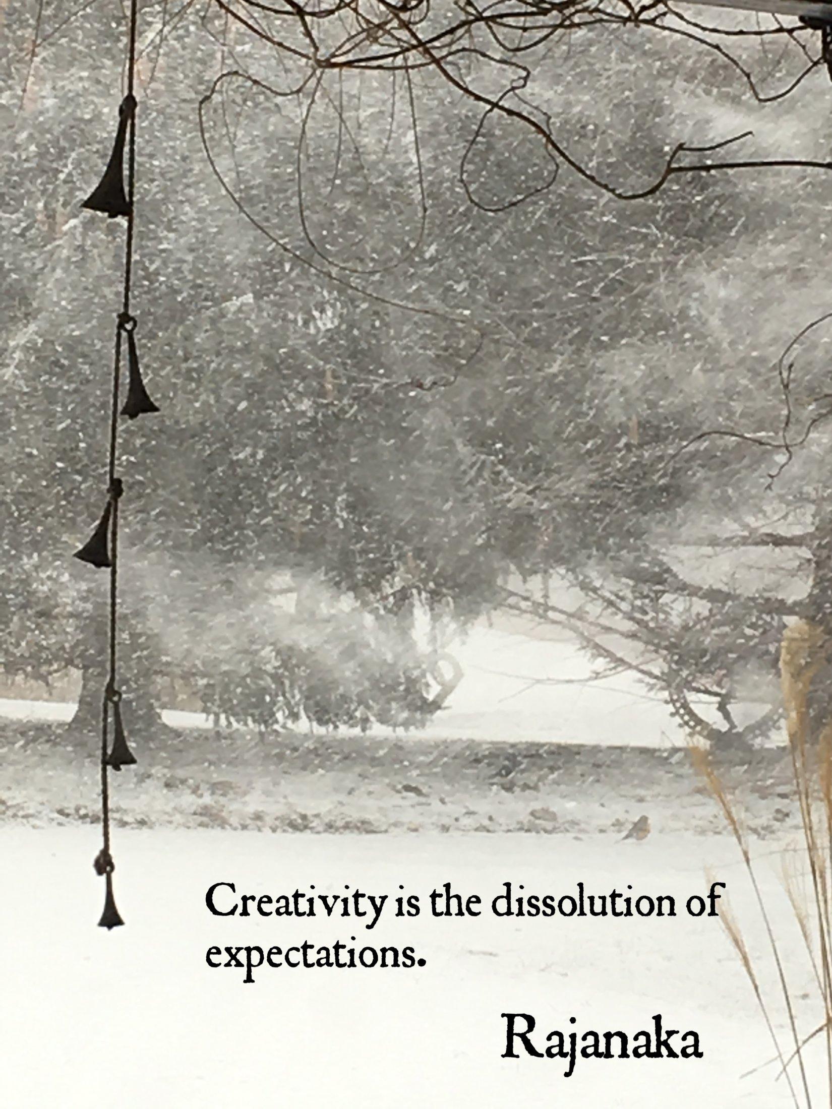 Creativitydissolution